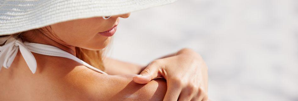 Hautkrebs durch zu viel Sonne: Warum Sonne der Haut schadet