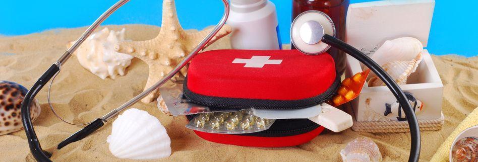 Verletzungen im Urlaub: SOS-Tipps für Schnitte, Schürfwunden und Blasen