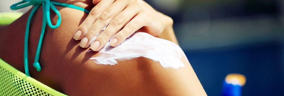 6 Tipps gegen Sonnenbrand