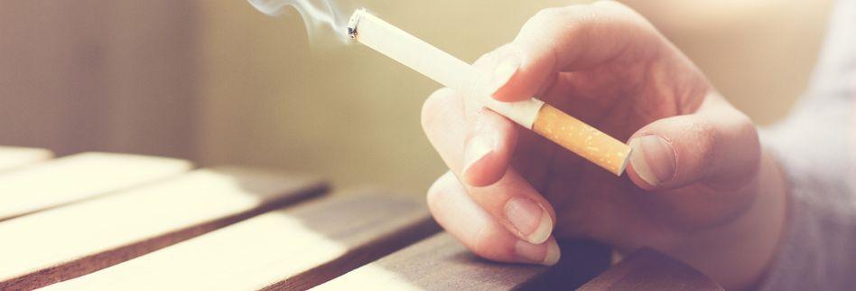 Rauchen: Folgen und Auswirkungen auf den Körper