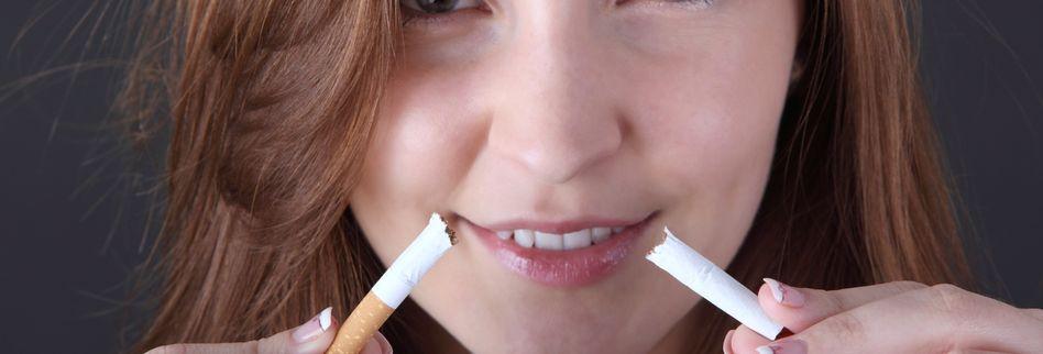 Rauchstopp: Typische Symptome beim Nikotinentzug