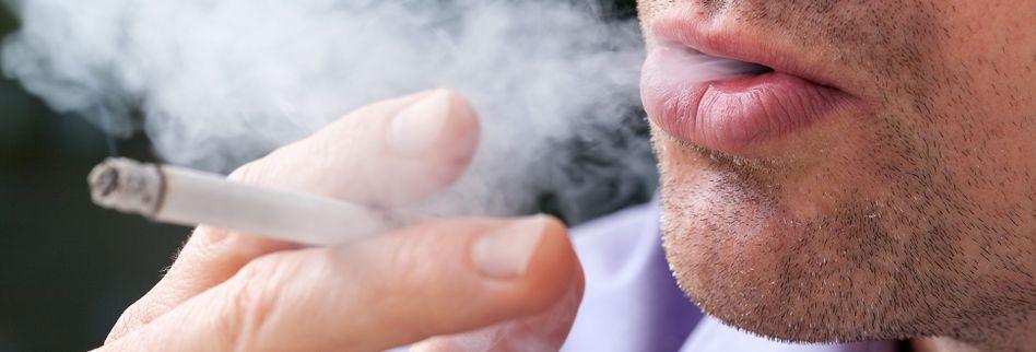 Nikotinvergiftung: Kommt sie tatsächlich vom Rauchen?