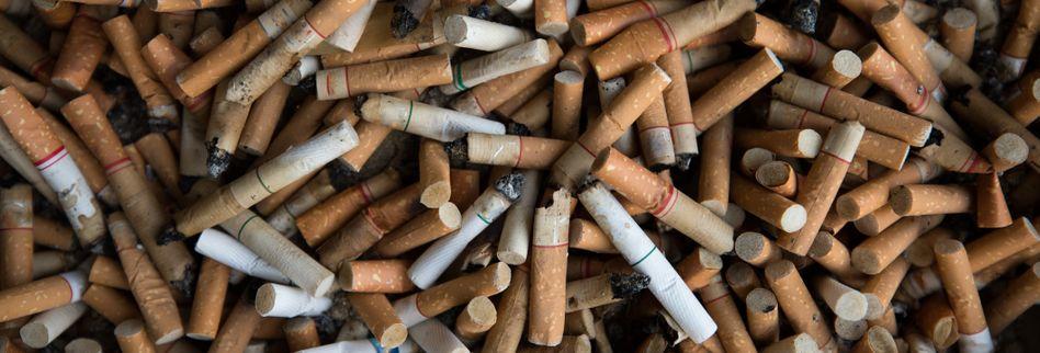Nikotinvergiftung - was tun? So behandelt man eine Nikotinvergiftung