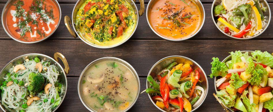 Was ist Ayurveda-Ernährung? Essen nach den drei Doshas