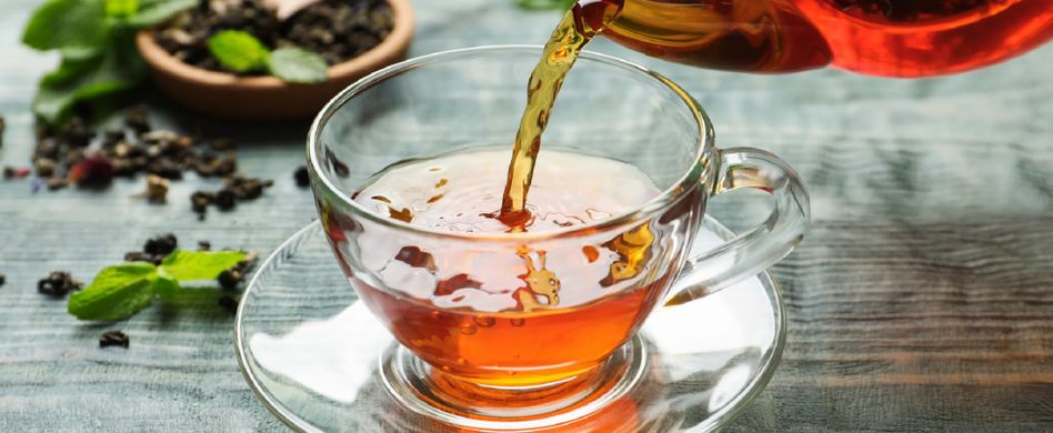 Welcher Tee ist gesund? 7 Heilpflanzen-Tees gegen verschiedene Beschwerden