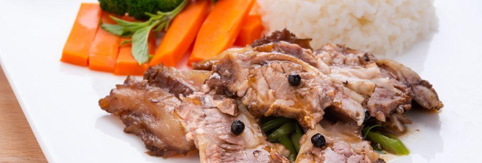 TCM Ernährung: Den Speiseplan nach Yin und Yang einteilen
