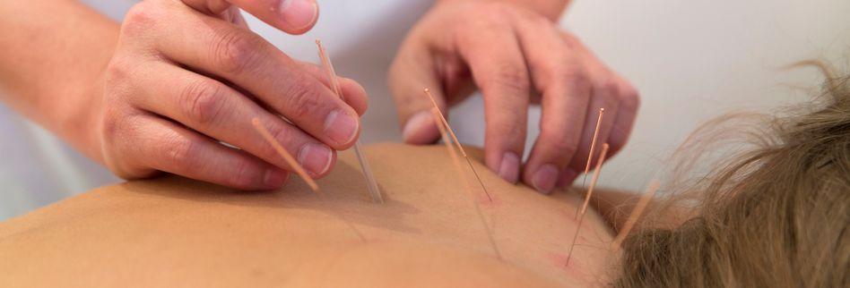 Akupunktur bei Angstzuständen und Gewichtsverlust ohne