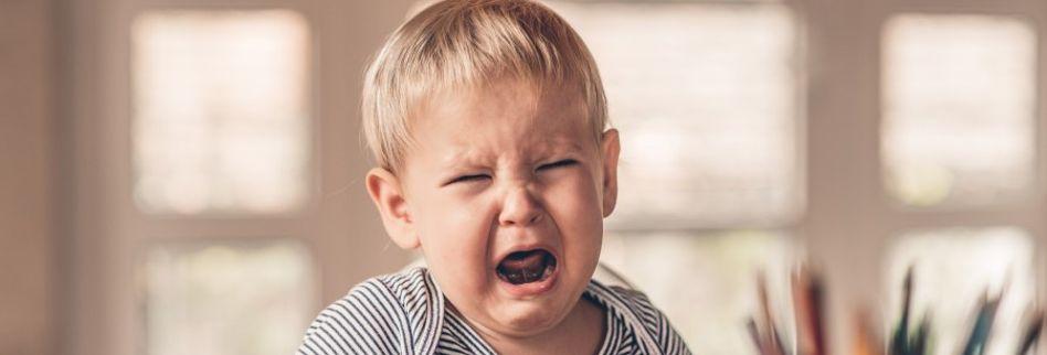 Kleinkind in der Trotzphase: Mit diesen 3 Tipps reagieren Sie richtig