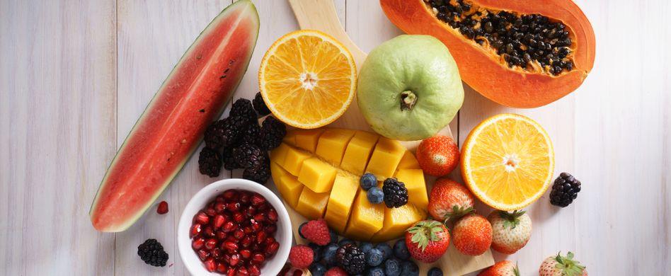 Kalorienarmes Obst: 6 Früchte für die schlanke Linie