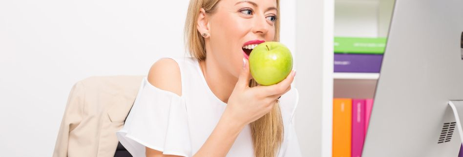 Abnehmen im Büro: 5 Tipps, wie Sie Kalorien verbrennen