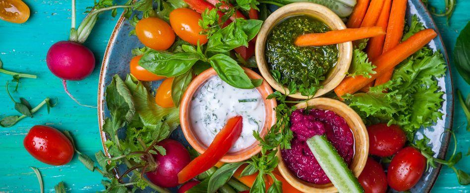 Rohkost-Ernährung: 7 Fakten zur rohköstlichen Diät