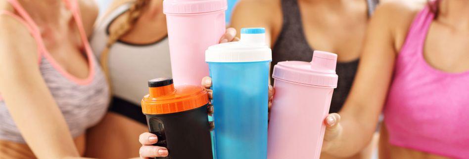 wie schnell abnehmen mit protein shake