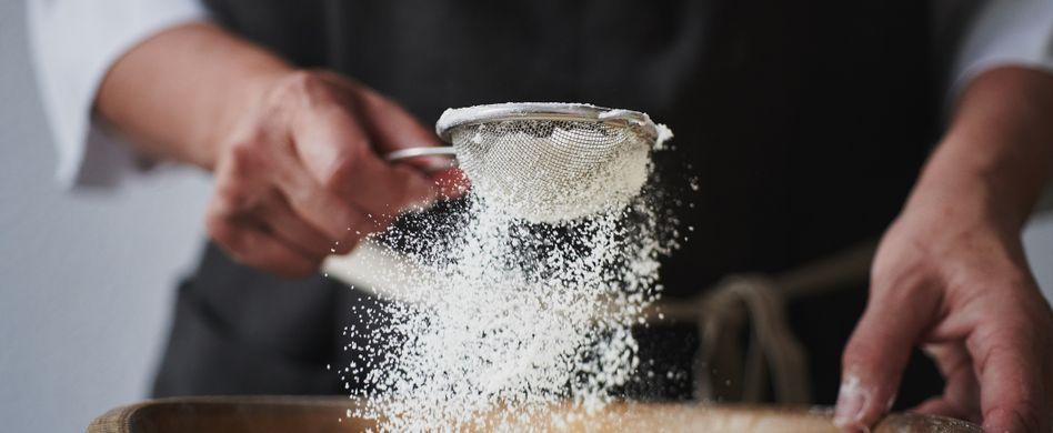 Wie wird Mehl gemacht?