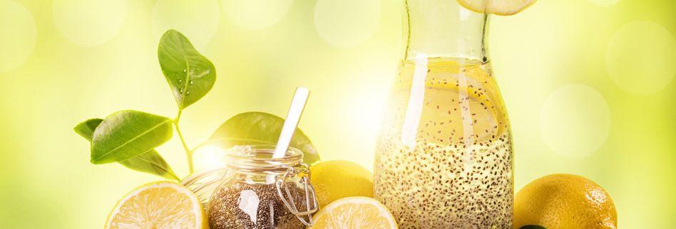 Abnehmen Getränke Magen in