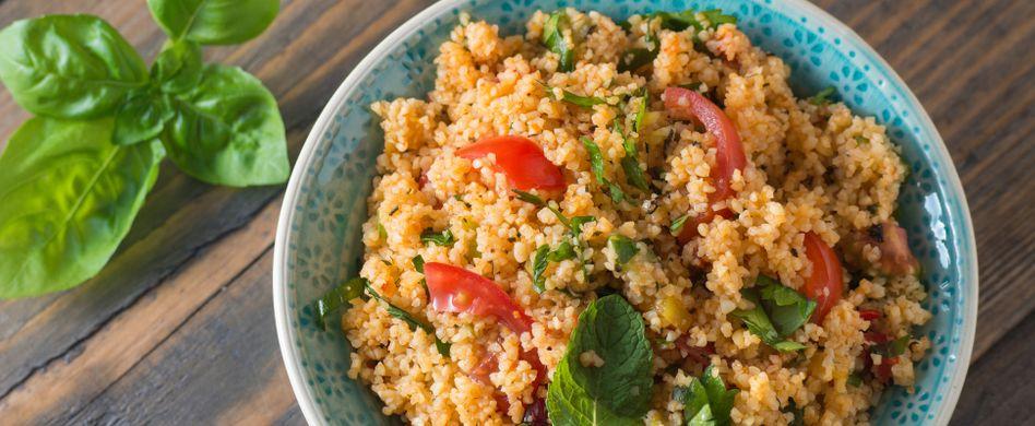 Wie viel Kalorien hat Couscous? So gesund ist er