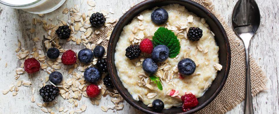 Low-Carb-Frühstück mit Haferflocken: 5 Tipps