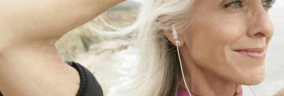 Sport gegen Falten: Wie Sie Ihre Haut fit machen