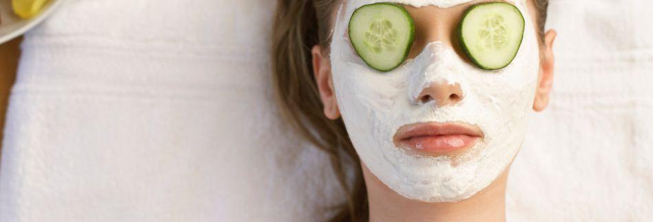 Kosmetik aus dem Kühlschrank: 4 Hausmittel für schöne Haut