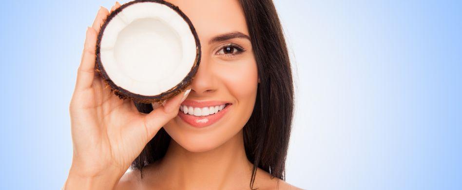 Hautpflege mit Kokosöl: 5 Pflegetipps für trockene Haut