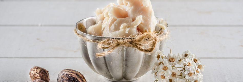 Sheabutter pflegt empfindliche Haut