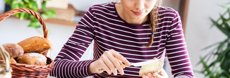 Butter oder Margarine: Was ist gesünder?