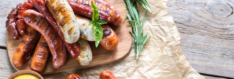 Darmkrebsrisiko Fleisch: Die Risiken von gepökeltem und gegrilltem Fleisch