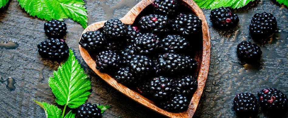 Black Food: Diese 7 schwarzen Lebensmittel sind gesund