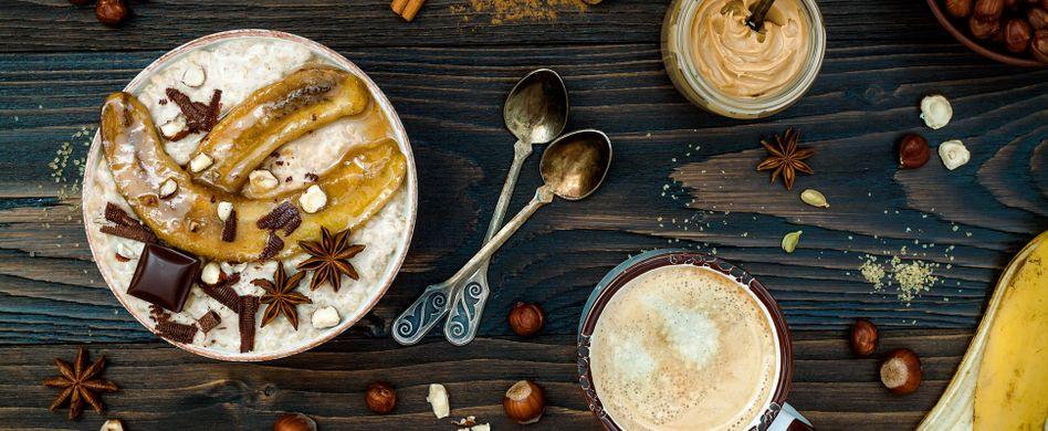 Weihnachts-Porridge: 5 Ideen für leckere Toppings
