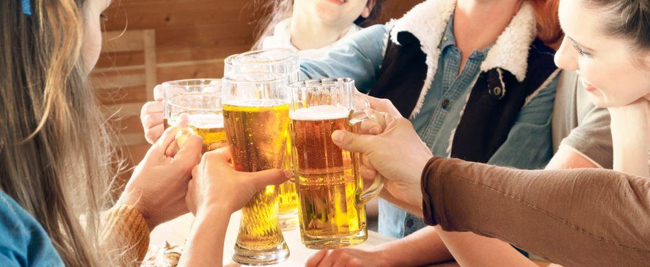 3 Gründe, warum Bier gesund ist