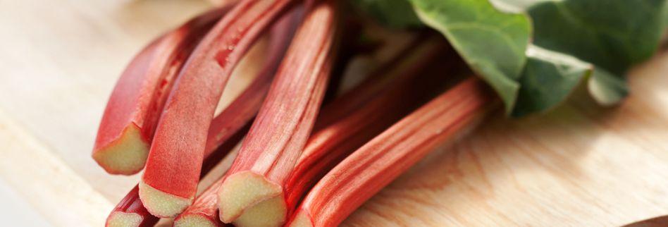 Ist Rhabarber giftig oder gesund? 5 Fakten zum fruchtigen Gemüse