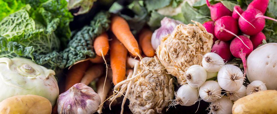 5 gesunde alte Gemüsesorten, die Sie kennen sollten