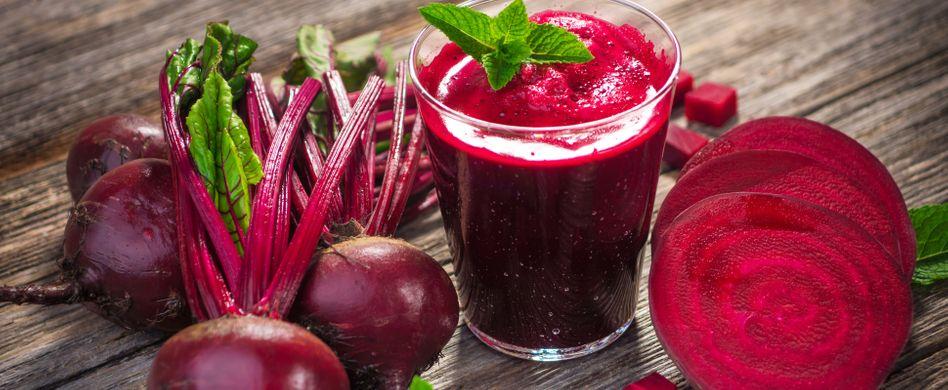 Warum Rote Beete gesund ist: 6 Fakten über das leckere Gemüse