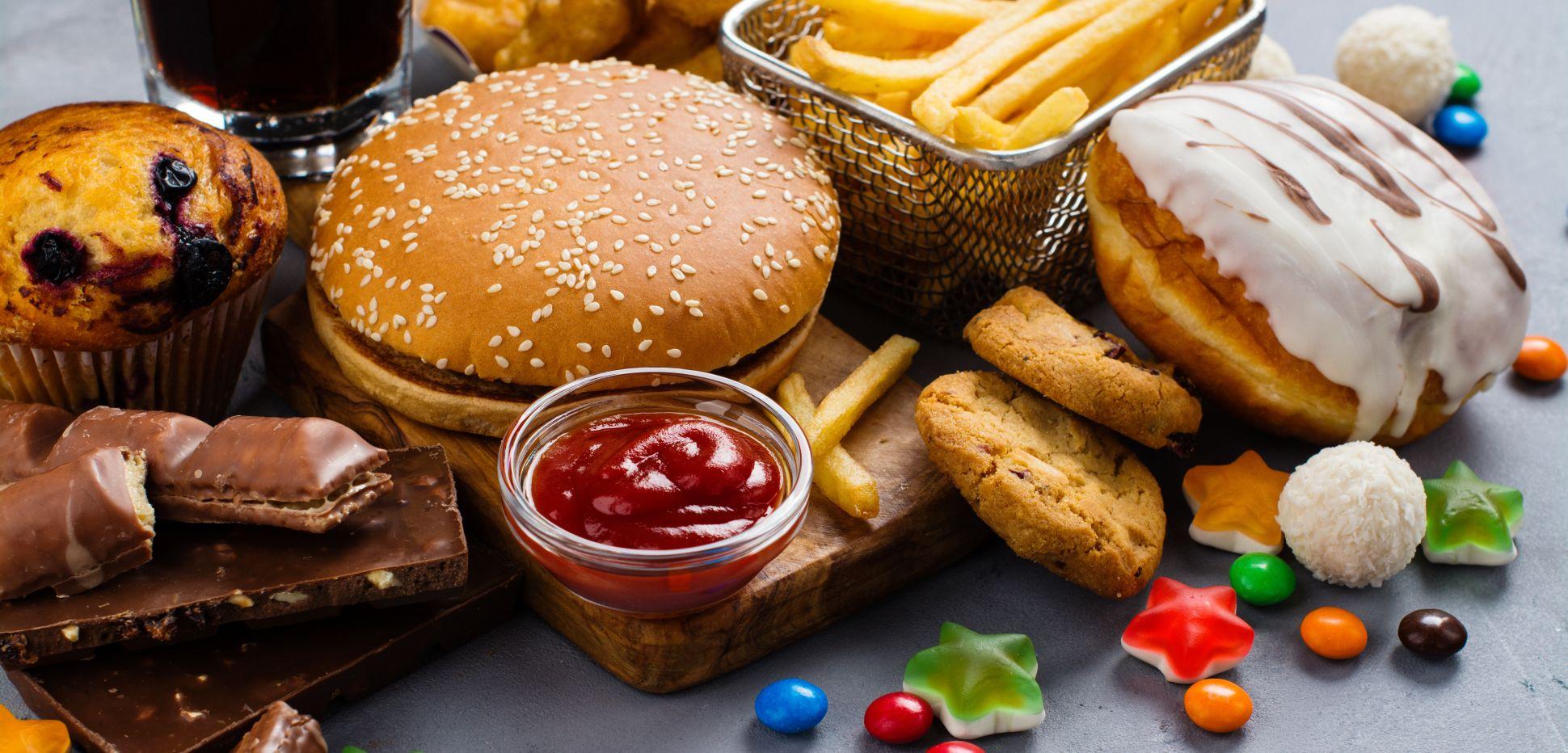 9 ungesunde Lebensmittel → Lesen Sie, was aus der Küche