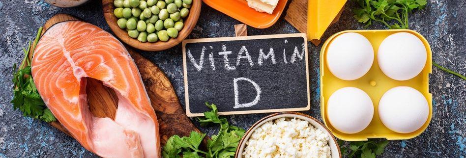 Vitamin D: Lebensmittel als wichtige Quelle?