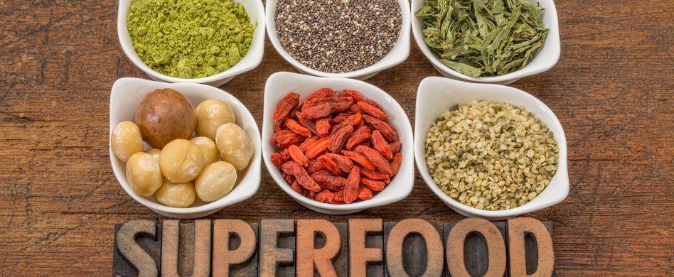 Superfood: Diese Lebensmittel tun dem Körper gut