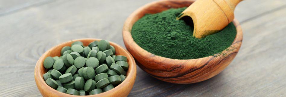 Spirulina Algen: Das macht Sie zu einem echten Superfood