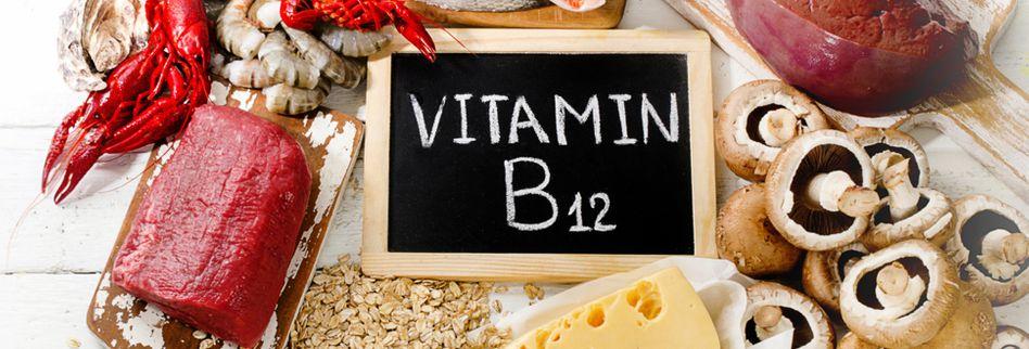 Lebensmittel mit viel Vitamin B12: So decken Sie Ihren Bedarf