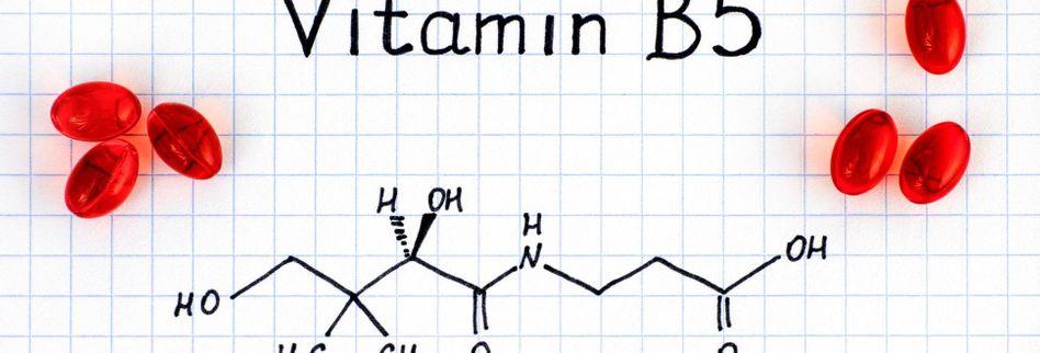 Vitamin B5: Was ist Pantothensäure?