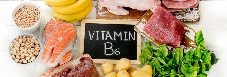 Vitamin B6: Lebensmittel mit besonders viel Pyridoxin