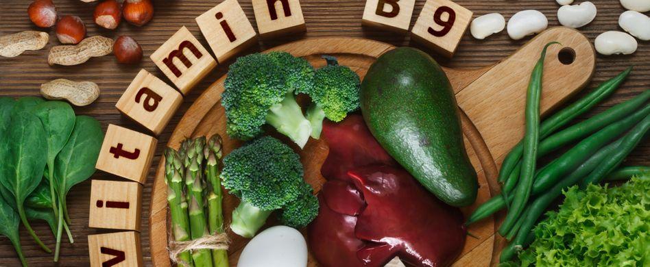 Was ist Folsäure? Alles zu Vitamin B9