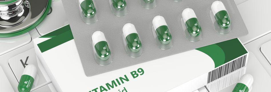 Folsäure bei Kinderwunsch: Warum Sie das Vitamin schon vor der Schwangerschaft nehmen sollten