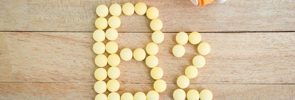 Vitamin-B2-Mangel: Symptome erkennen