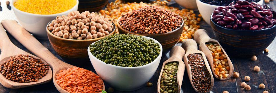 Vitamin B1: Lebensmittel mit besonders viel Thiamin