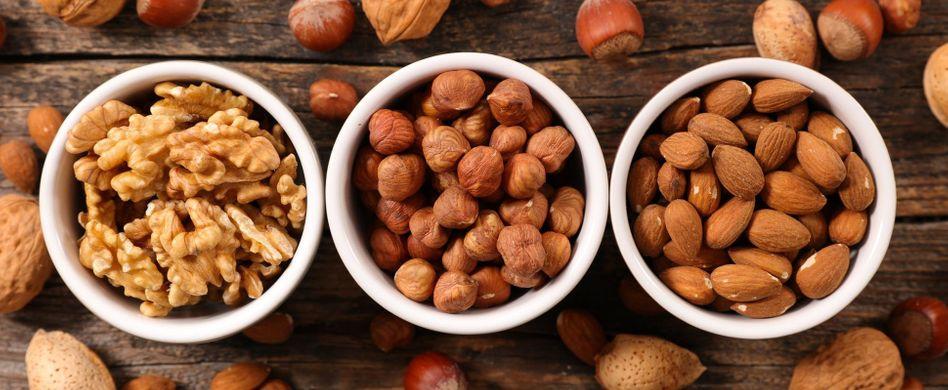 (Kern-)Gesunde Nüsse: Die 7 besten Sorten des Superfoods