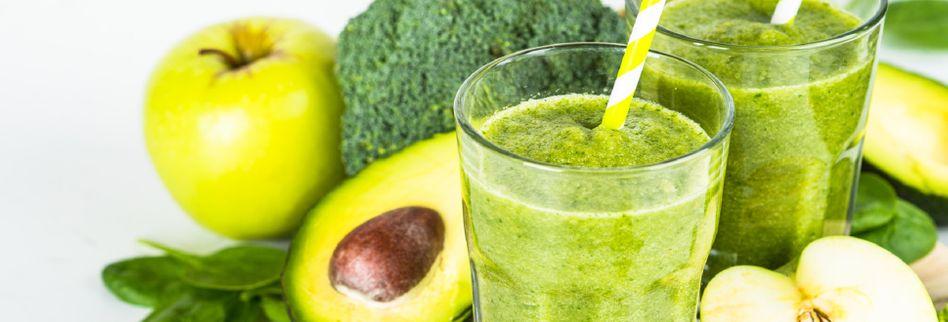 Grüne Smoothies: Wie gesund sind die grünen Wunderdrinks?