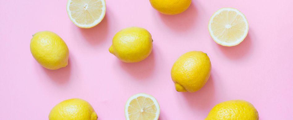 Die Zitrone: Ein wahrer Alleskönner - Herkunft und Nährwerte der Frucht