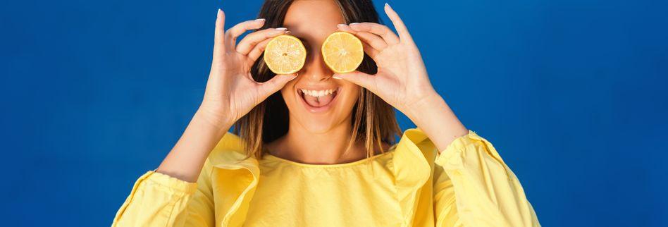 Fettkiller Zitrone: So werden Sie schlank mit der Zitrone