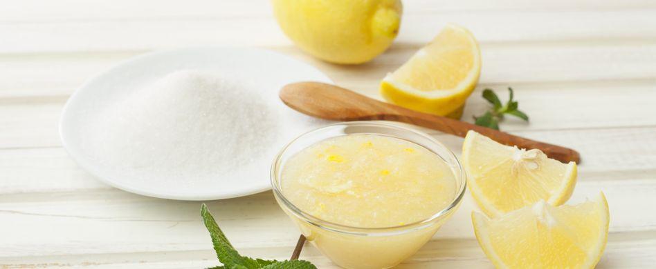 Natürlich schön mit Zitronensaft: Was die Zitrusfrucht alles kann