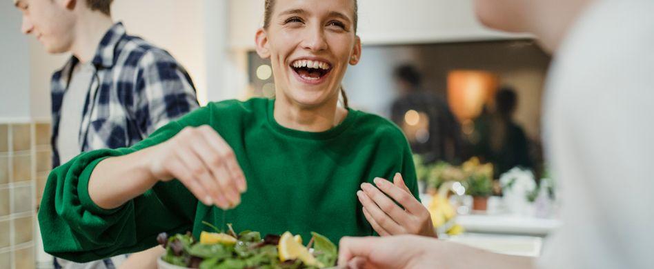 Ist vegane Ernährung gesünder?