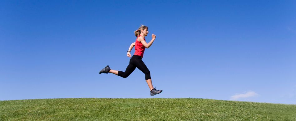 Mit Joggen abnehmen: So purzeln die Kilos beim Laufen